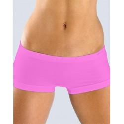 GINA bezešvé boxerky růžové Boxer Pink 2367