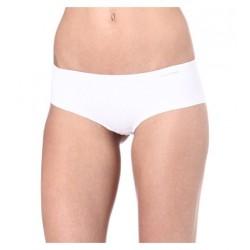 CALVIN KLEIN luxusní dámské bílé kalhotky Hipster F3844