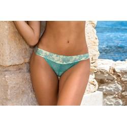 GORTEKS kalhotky dámské zelené Jasmine Figi Panty