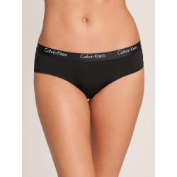 CALVIN KLEIN dámské černé kalhotky QF1376E